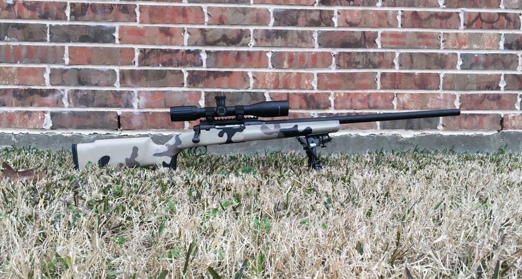 Which bolt rifle do you shoot? [Archive] - TexasBowhunter