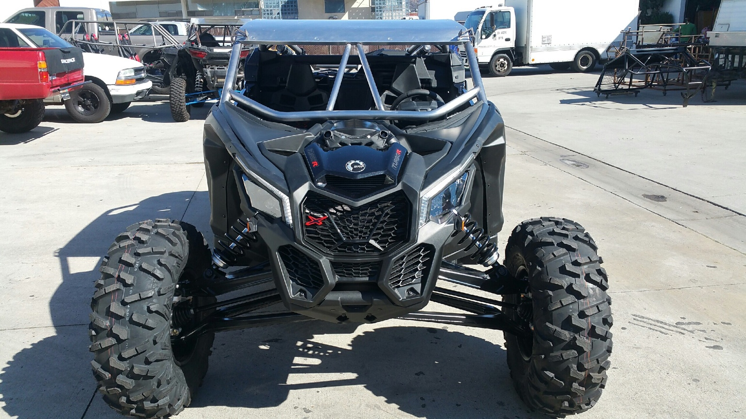 2017 Can Am Maverick 4 Seater >> Full doors for the X3 or Custom Exhaust - Page 3