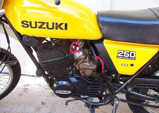1977 Suzuki Ts250 Specifications – Wonderful Image Gallery