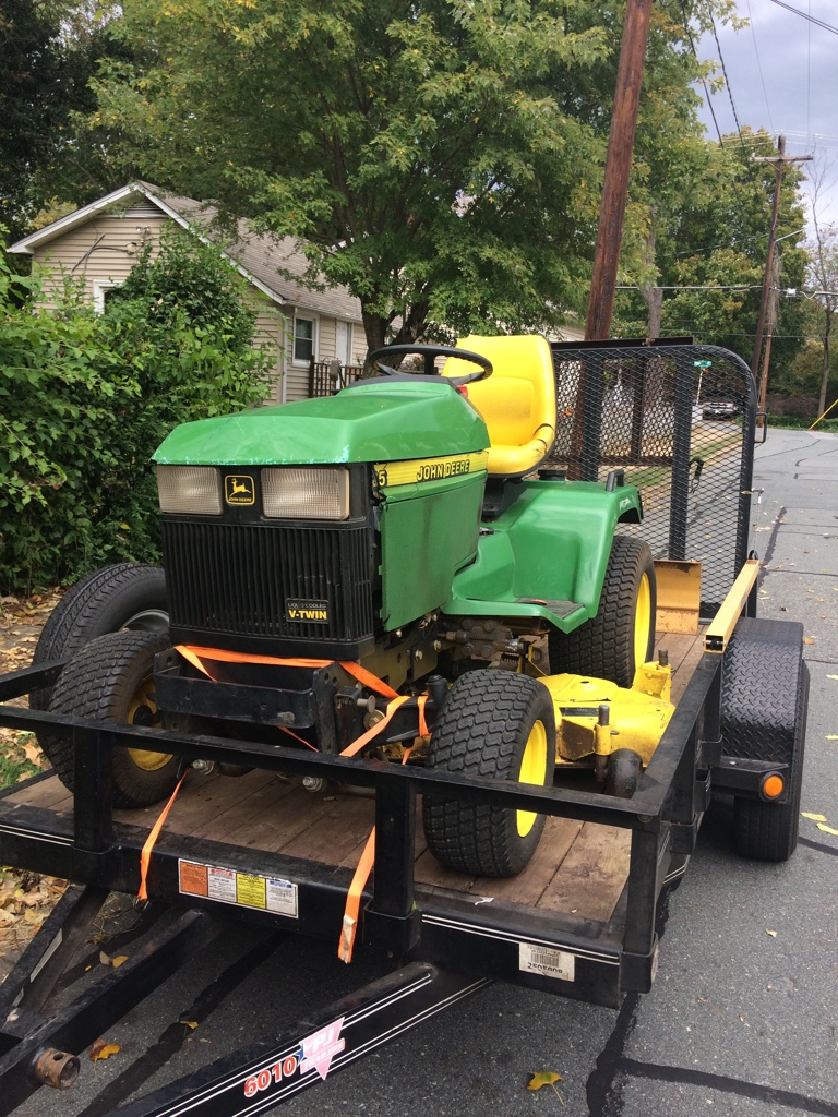 John Deere Tractor Lift Problems : Lets see your pictures page mytractorforum