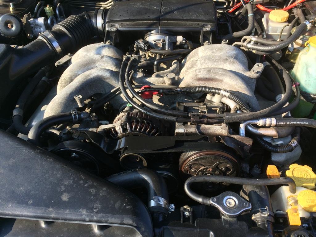 Oil For Subaru Outback >> 2001 H6 EZ30D front main crankshaft seal leak - Subaru ...
