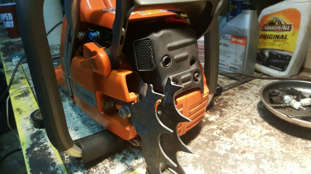 Muffler mod pictures | Page 17 | Outdoor Power Equipment Forum