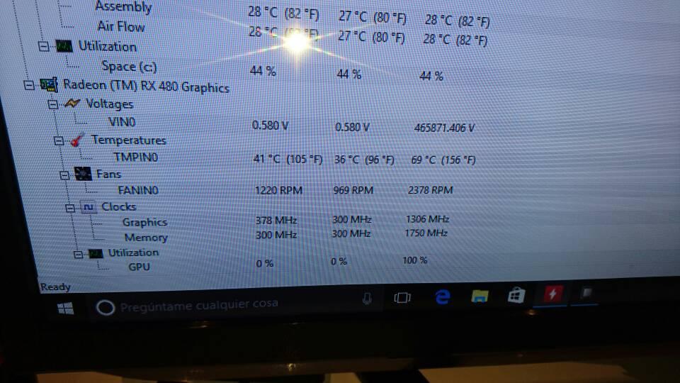 Hilo RX480/RX580