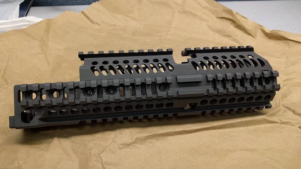 Zenit style B30 B31 handguard for AK47 - AR15 COM