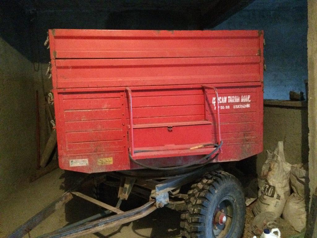 sahibinden satilik 5 tonluk palazoglu romork trakkulup traktorler ve tarim makineleri