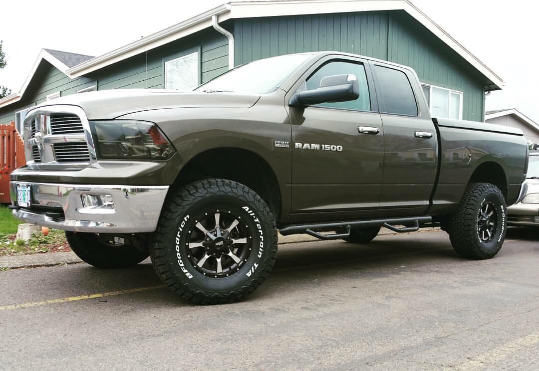 Dodge Ram Forum Dodge Truck Forums Bfg Ta Ko2 Sizes