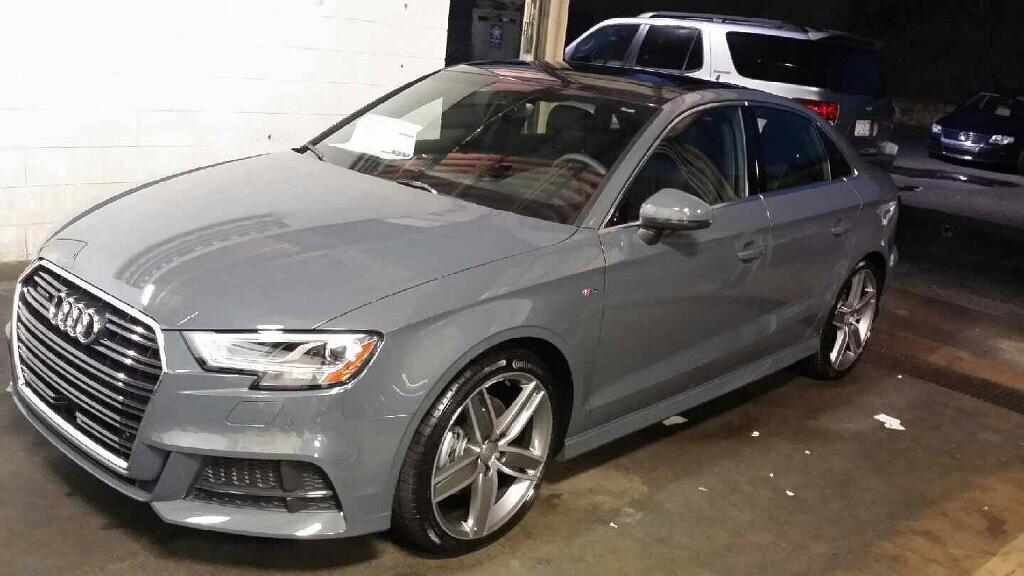 Audi A Nano Grey 2017 2018 Audi Reviews Page