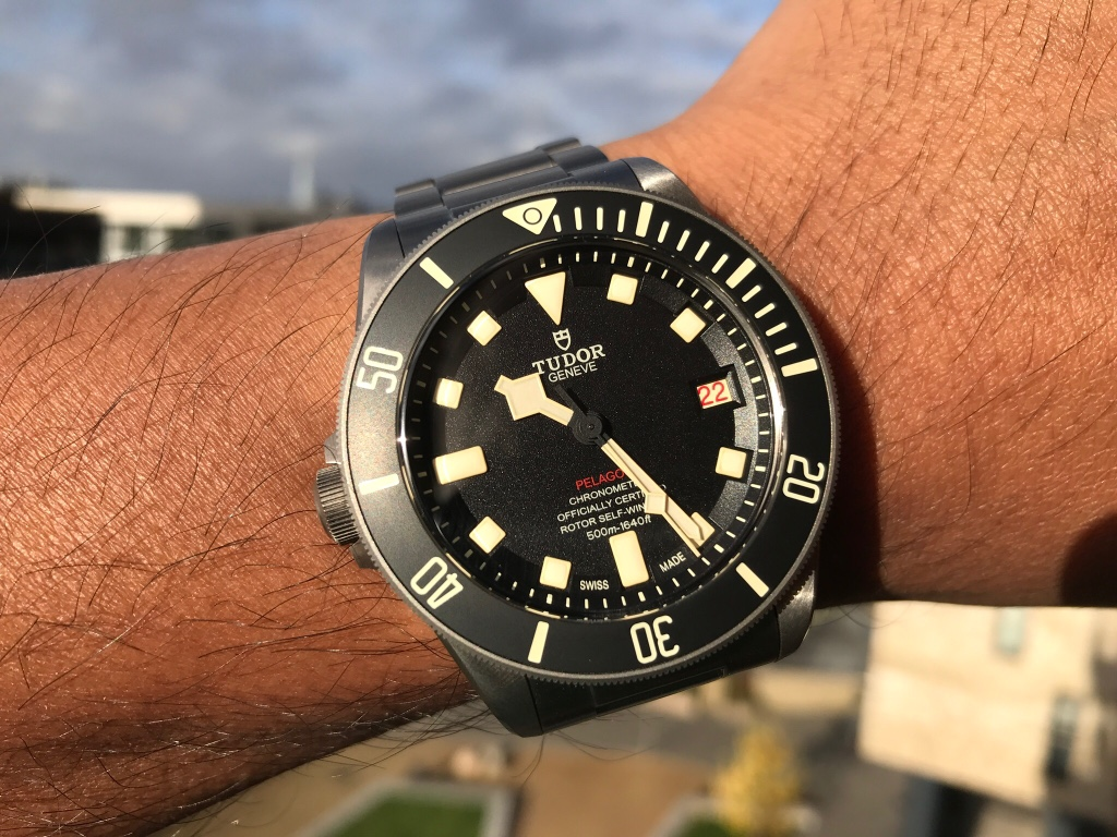 tudor pelagos lhd ref 25610tnl owner 39 s thread page 2. Black Bedroom Furniture Sets. Home Design Ideas