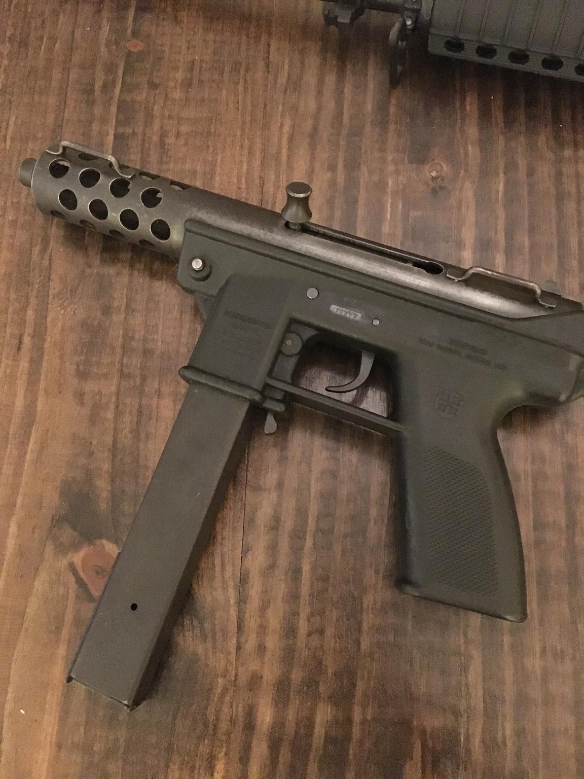 Kg 99 Magazines: Rare Interdynamic KG-99 9mm -cash Or Trade
