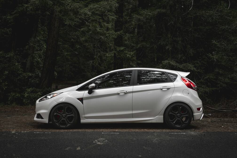 Official White Platinum Fiesta St Pictures Thread Page 4
