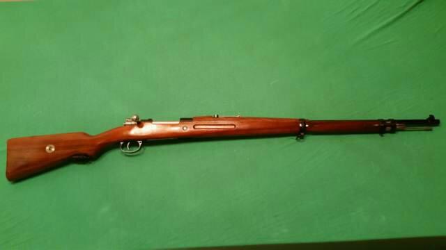 1935 Brazilian Mauser