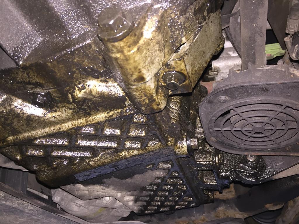 R53 Oil Leak - Sump, Valve cover, rear main seal??