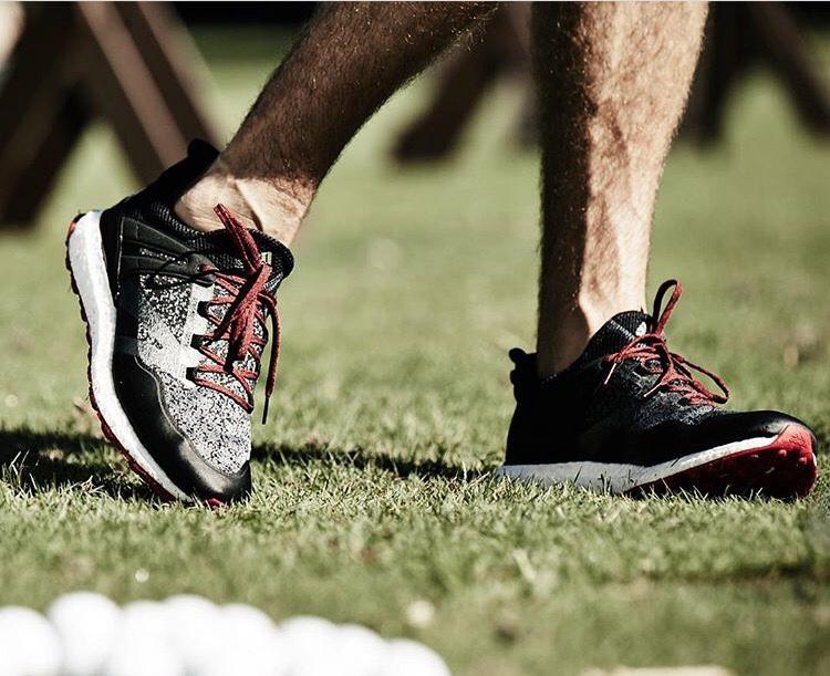 Adidas Crossknit Boost Guys Talking Golf