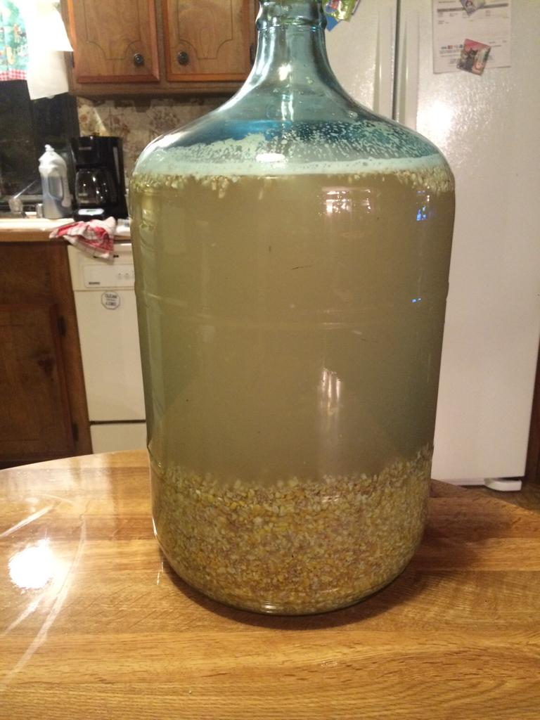 make moonshine with cracked corn - photo #27