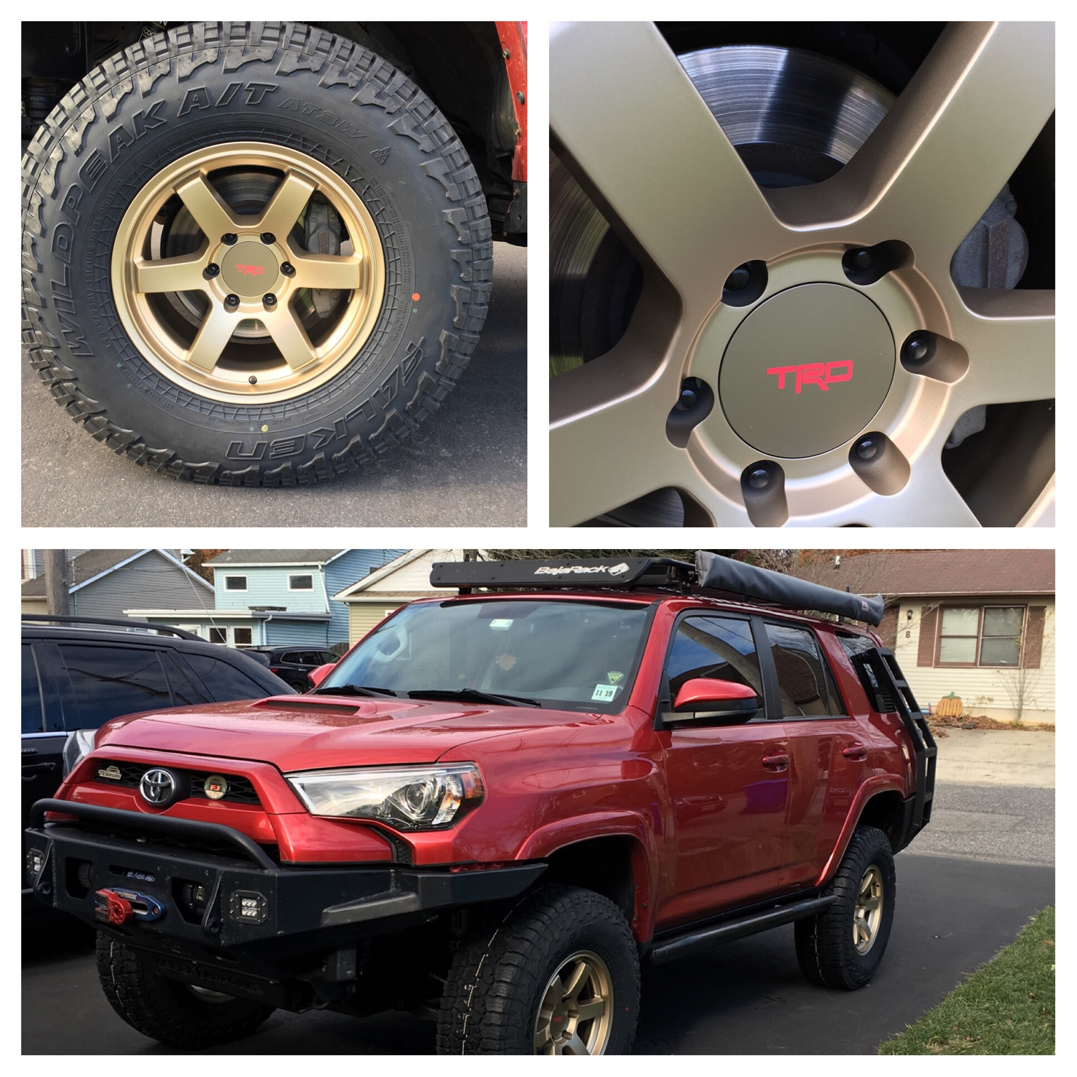 Mazda East Brunswick >> New Falken AT tire (A/T3W) - Page 17 - Toyota 4Runner ...