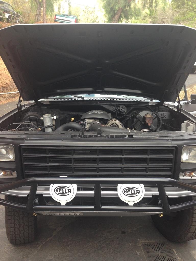 2016 Ford Bronco Price >> 1981 F150 Stepside LS Swap - GoFastBroncos.com