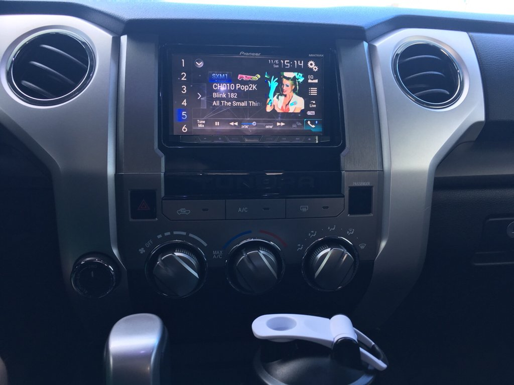 2014 Oem Head Unit Replacement Tundratalk Net Toyota