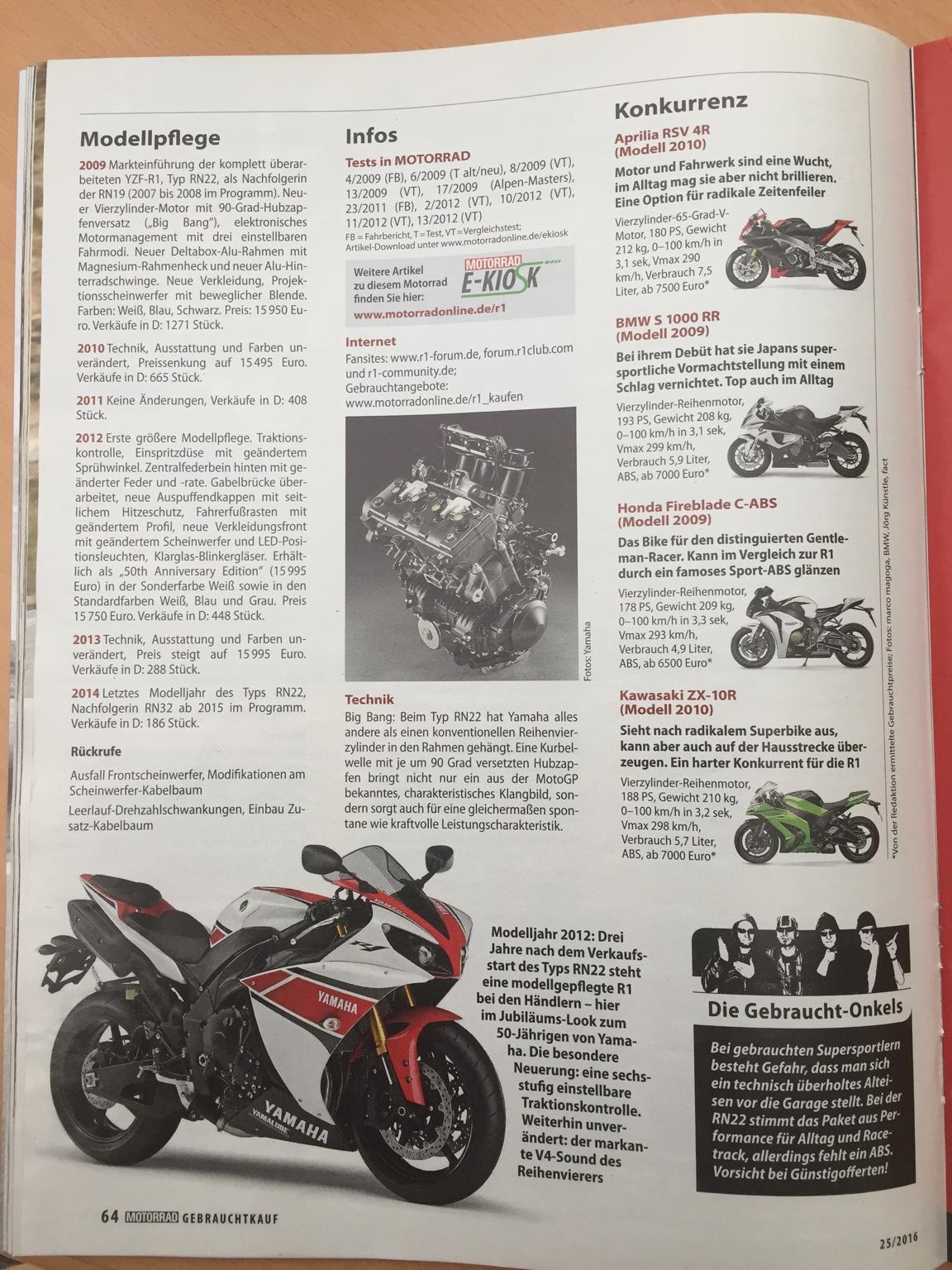 Ziemlich 2007 Yamaha R1 Rahmen Ideen - Rahmen Ideen ...
