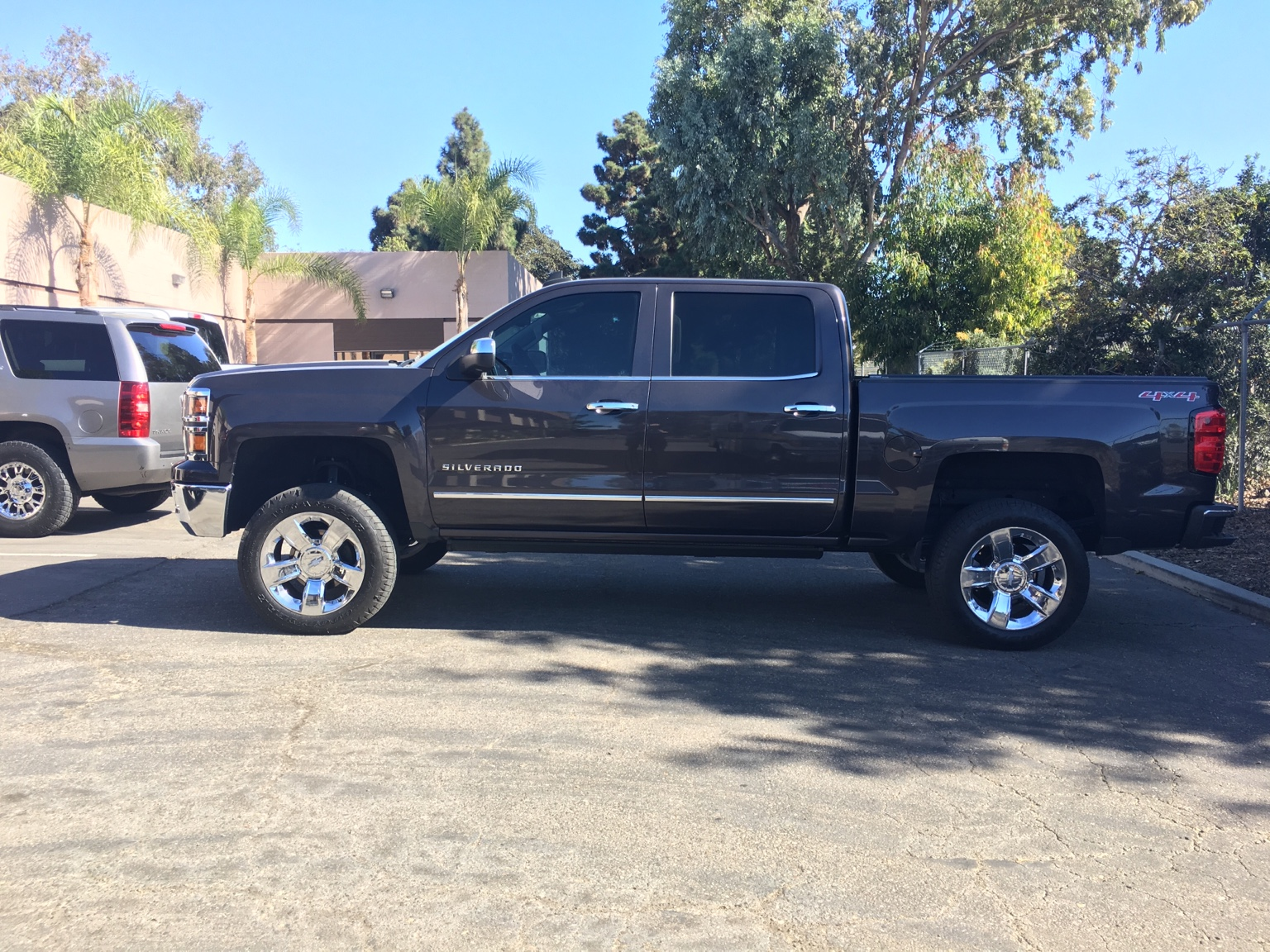 "Huntsville Gmc Accessories >> 2016 6"" lift overall height - 2014 / 2015 / 2016 / 2017 / 2018 Silverado & Sierra Accessories ..."