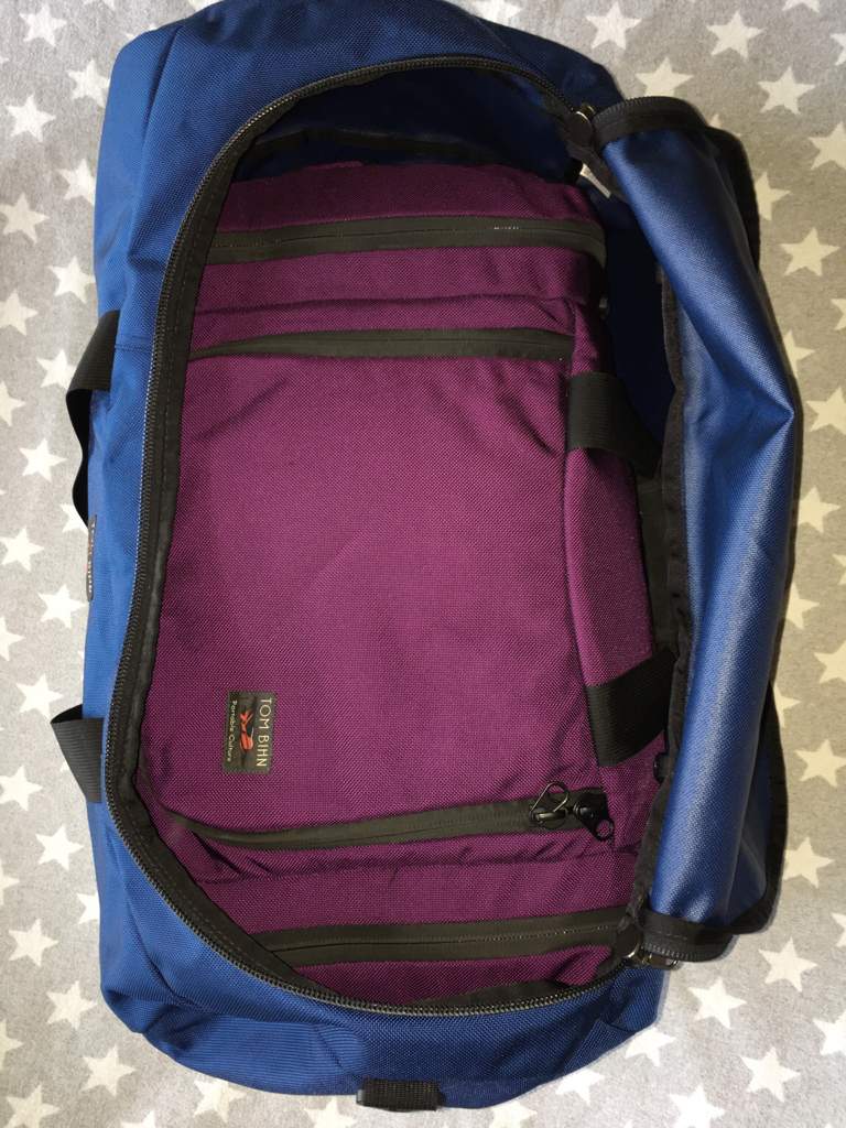 1061d78bae New sizes to the Yeoman SOOO cute  Archive  - TOM BIHN Forums