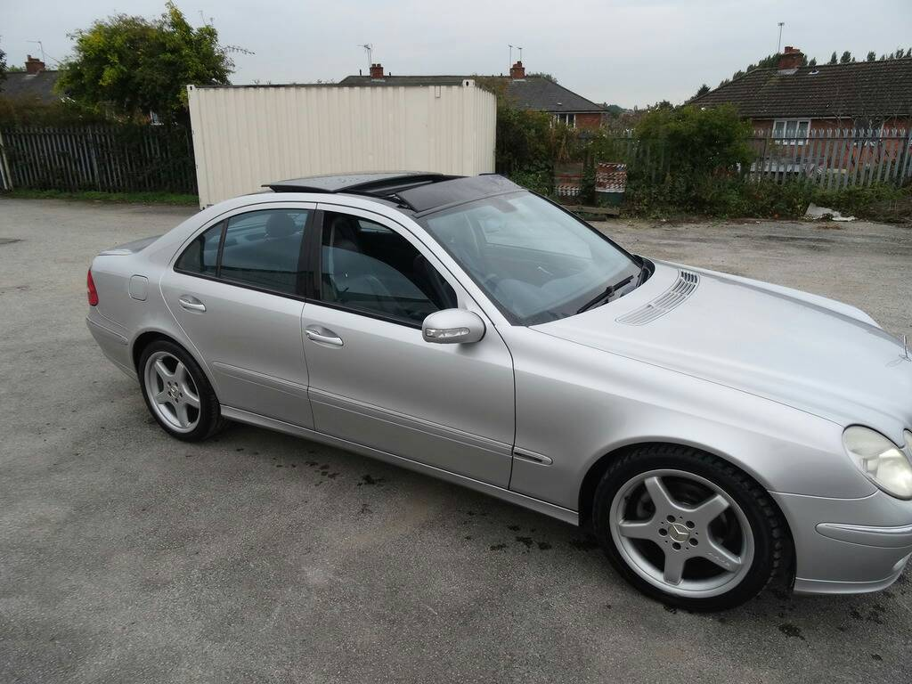 mercedes e270 cdi w211 mbclub uk bringing together mercedes enthusiasts. Black Bedroom Furniture Sets. Home Design Ideas
