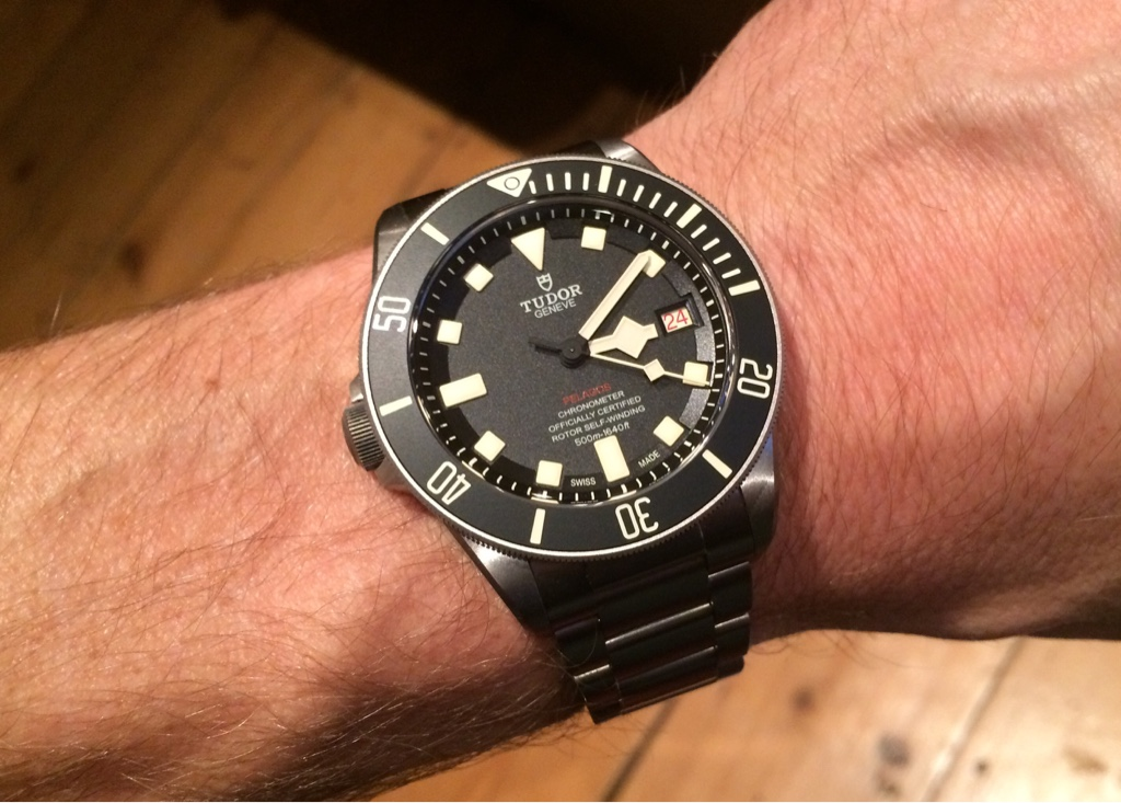 tudor pelagos lhd ref 25610tnl owner 39 s thread page 3. Black Bedroom Furniture Sets. Home Design Ideas