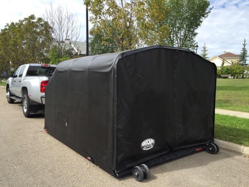 Enclosed Sled Deck ? [Archive] - SnowandMud com