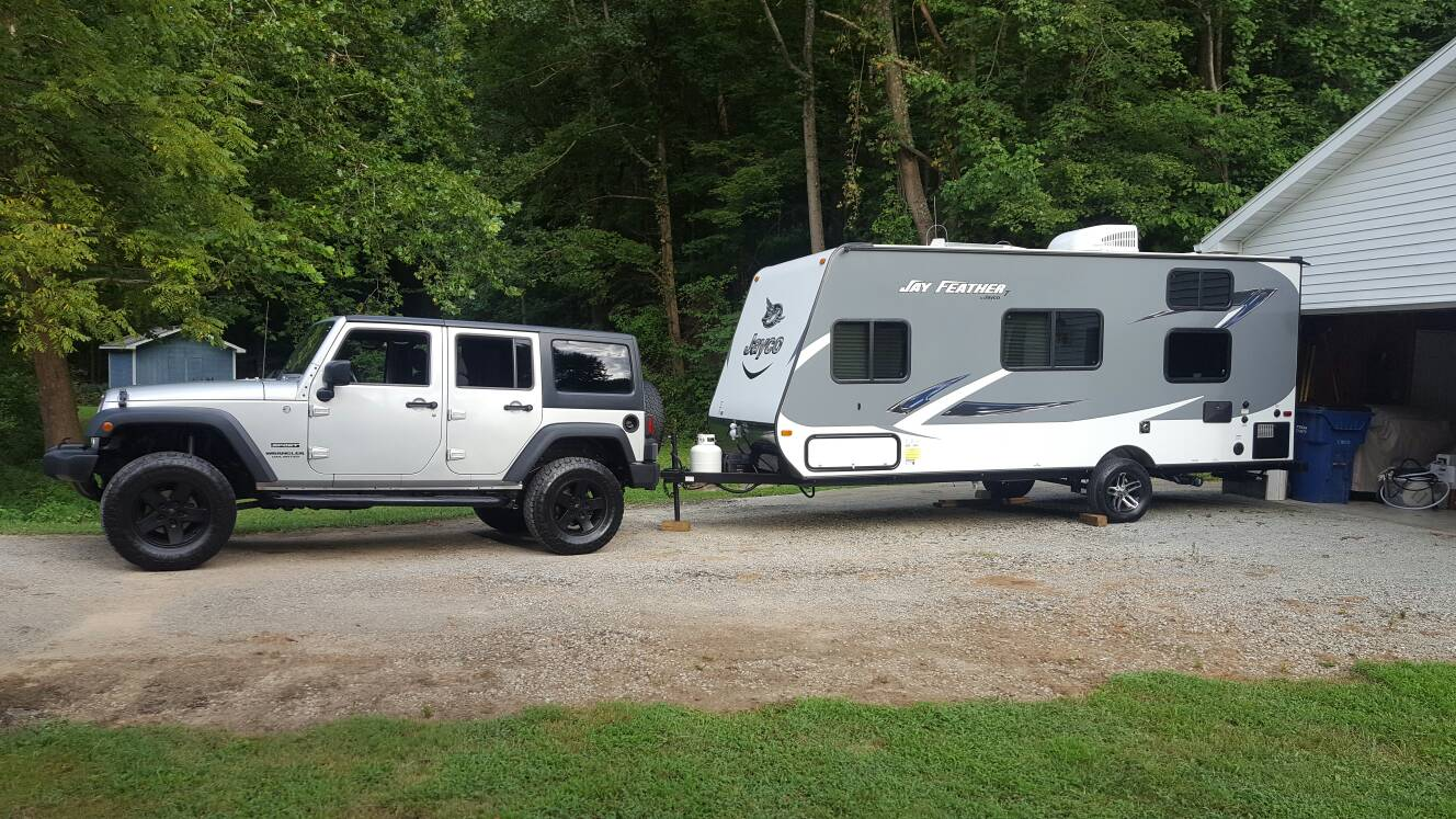 Let me see your Camper!!!! - Page 2 - Jeep Wrangler Forum