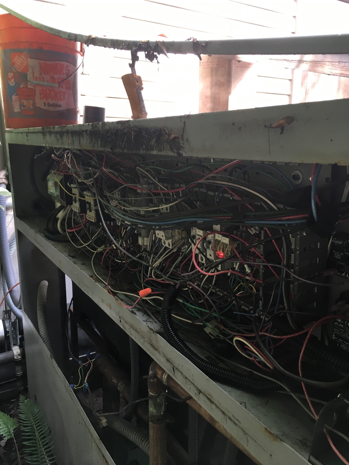 Meet My Nemesis Munchkin Boiler Wiring Diagram No Problem Well Look It Up On The Internet Wait There Is Web Site Or Anything Google