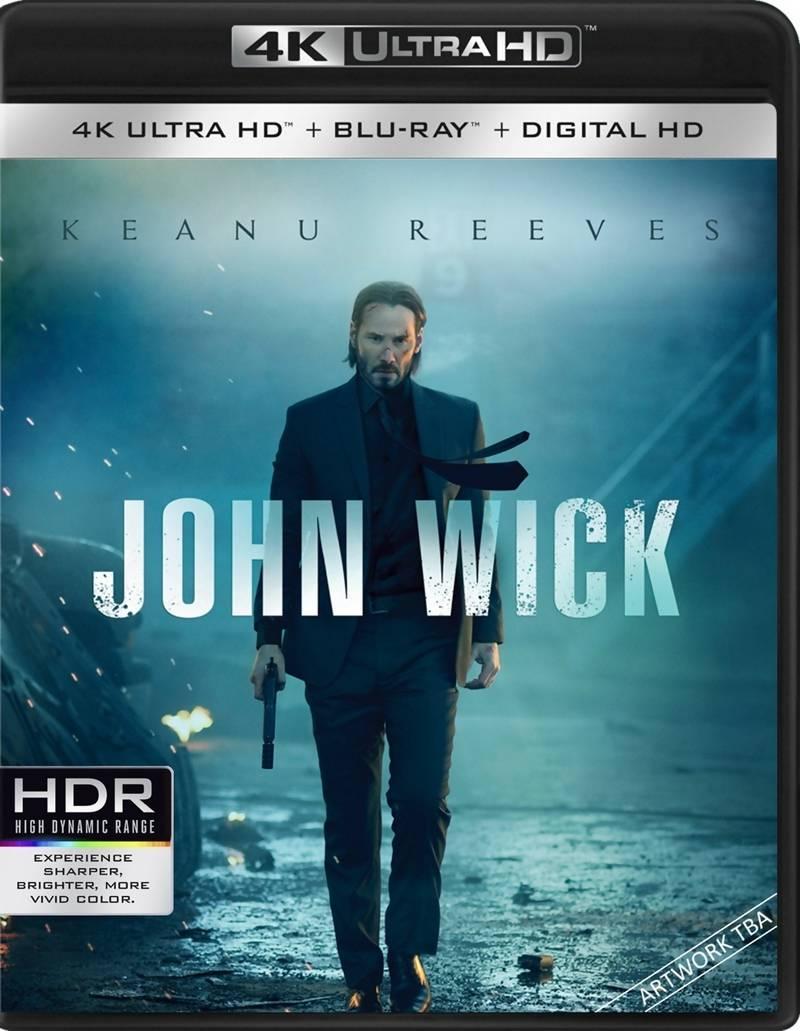 John Wick (2014) 4K UHD - Page 2 - Blu-ray Forum