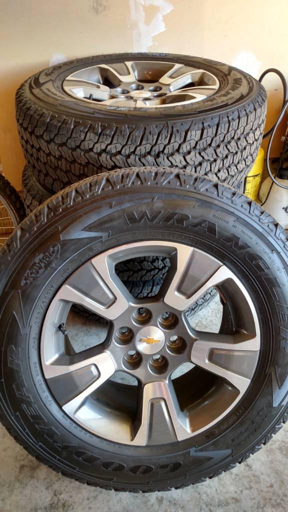 Chevy Colorado Z71 Tires Html Autos Post