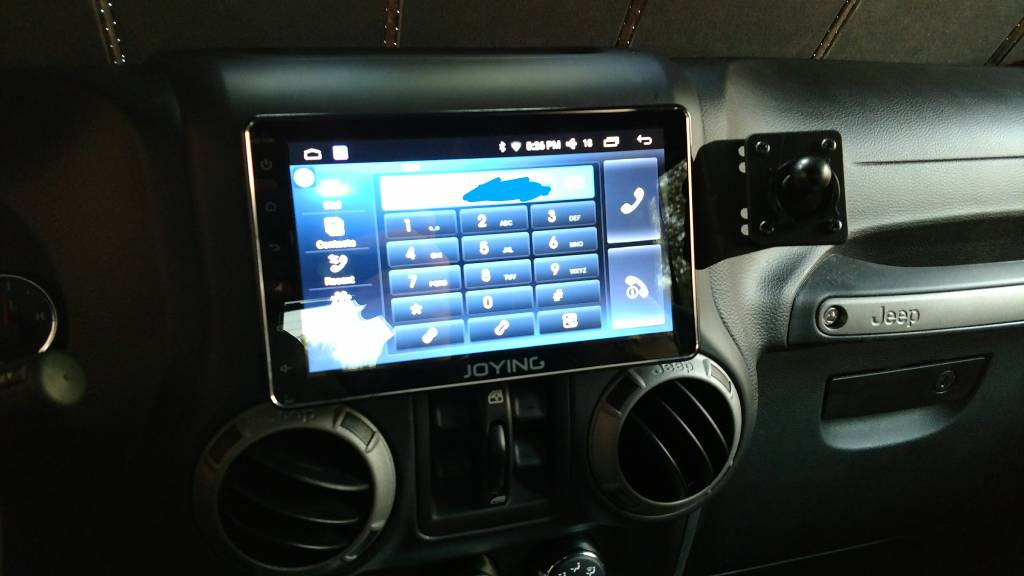 Just ordered an Android head unit - Joying Jeep specific - Page 25