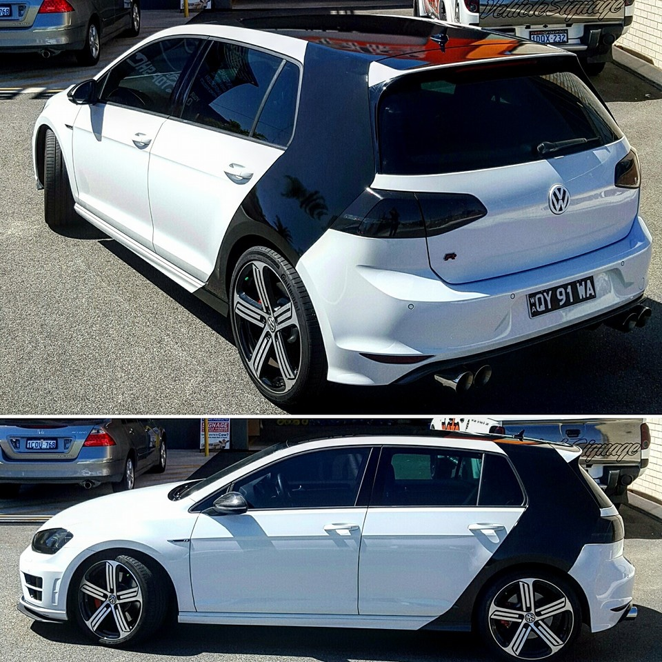 Golf R: VW GTI MKVII Forum / VW