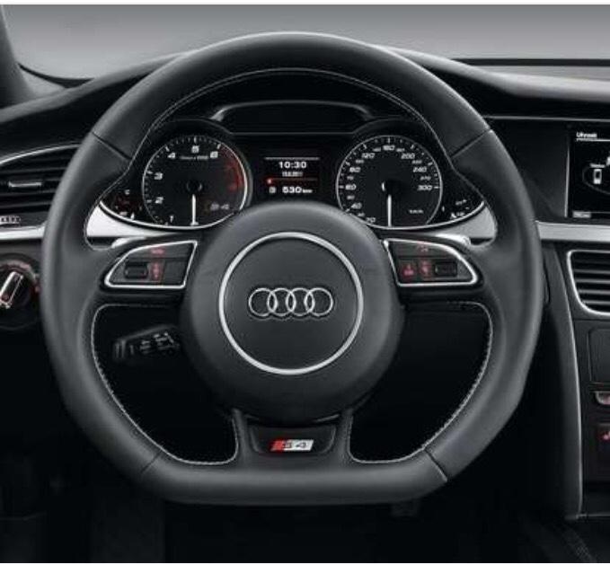 For Sale: B8.5 S4 Steering Wheel