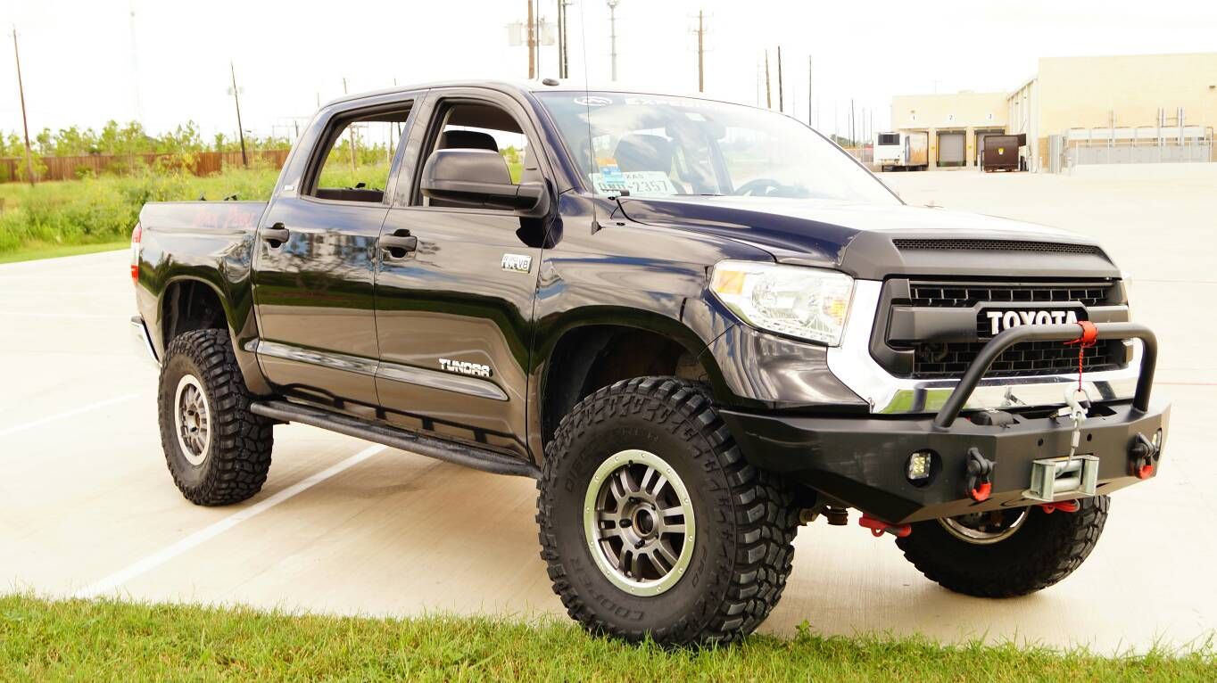 Could You Fit 37s On A 2014 Tundra With An Aftermarket