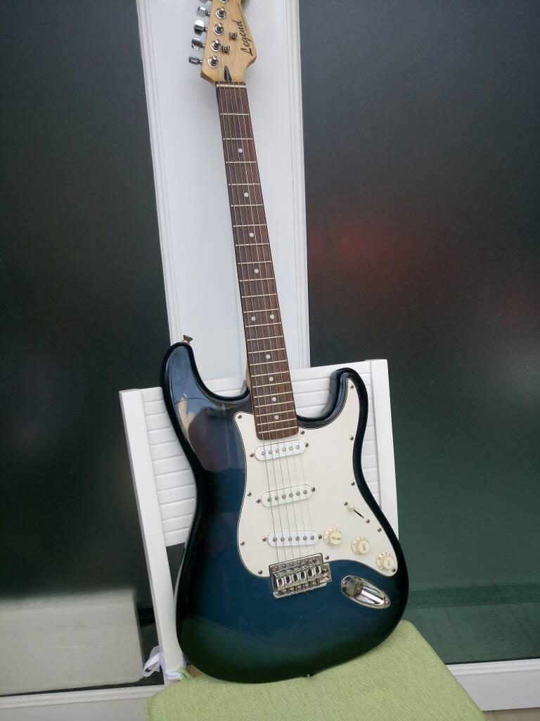 Đàn guitar Legend hàng bãi Nhật, còn 95%