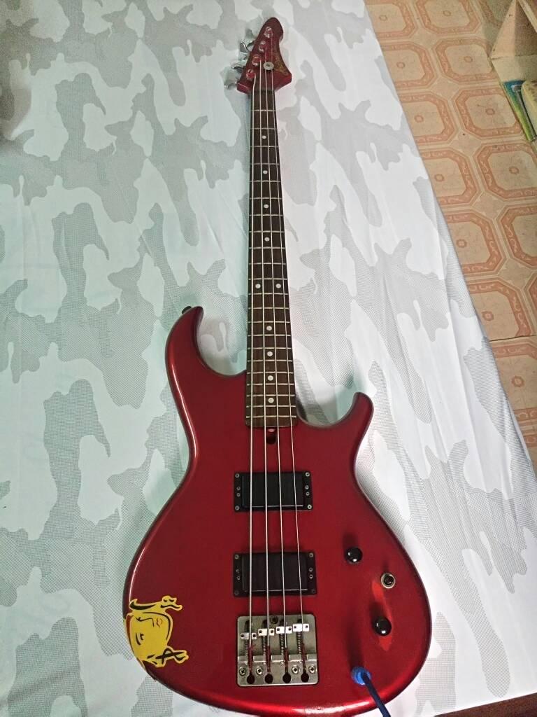 Bass Aria proll Nhật