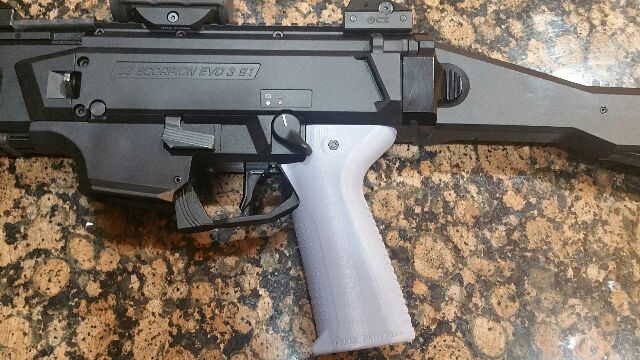 Olympia Tactical grip