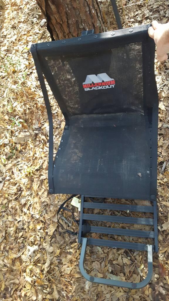 Lone Wolf Ladder Sticks