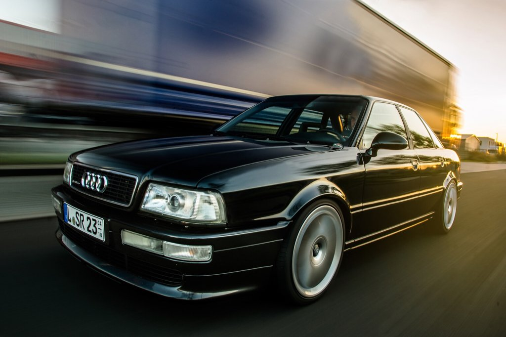 Audi 80 B4 Quattro Sedan With A V8 Engine S2forum The Audi S2