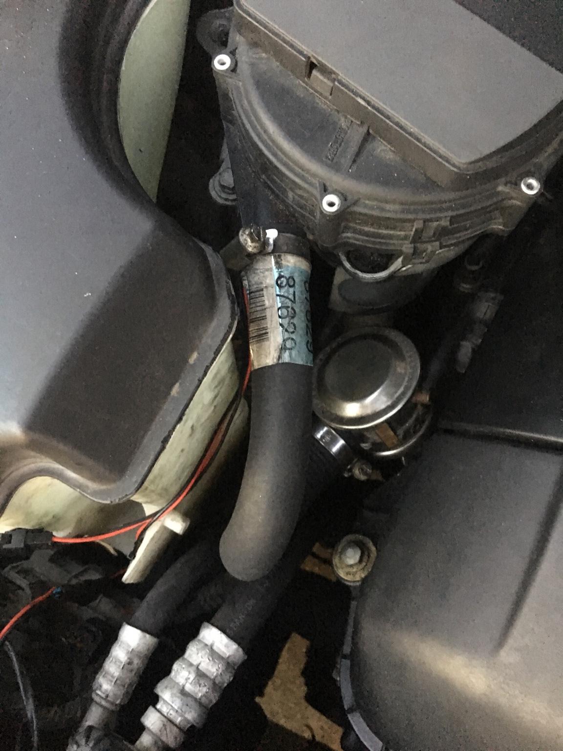 Finally found my vacuum leak - E46Fanatics