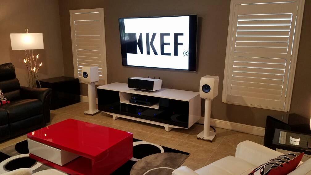 kef ls50 home theater. originally posted by tom kef ls50 home theater t