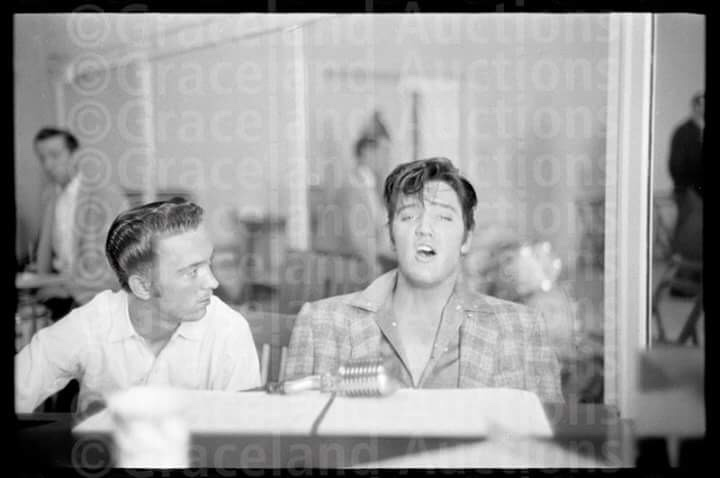"e6f56aa4edd9 From the collection of ""Rockin "" Robin Rosaaen. These negatives depict  incredible images of Elvis ..."
