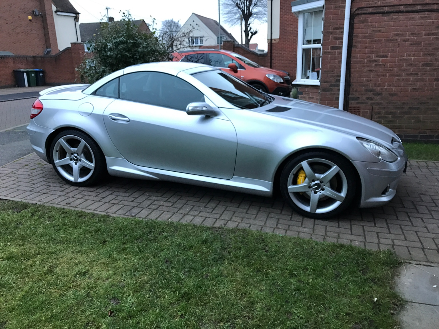 mercedes benz slk forum view single post slk 350 with amg body kit for sale. Black Bedroom Furniture Sets. Home Design Ideas