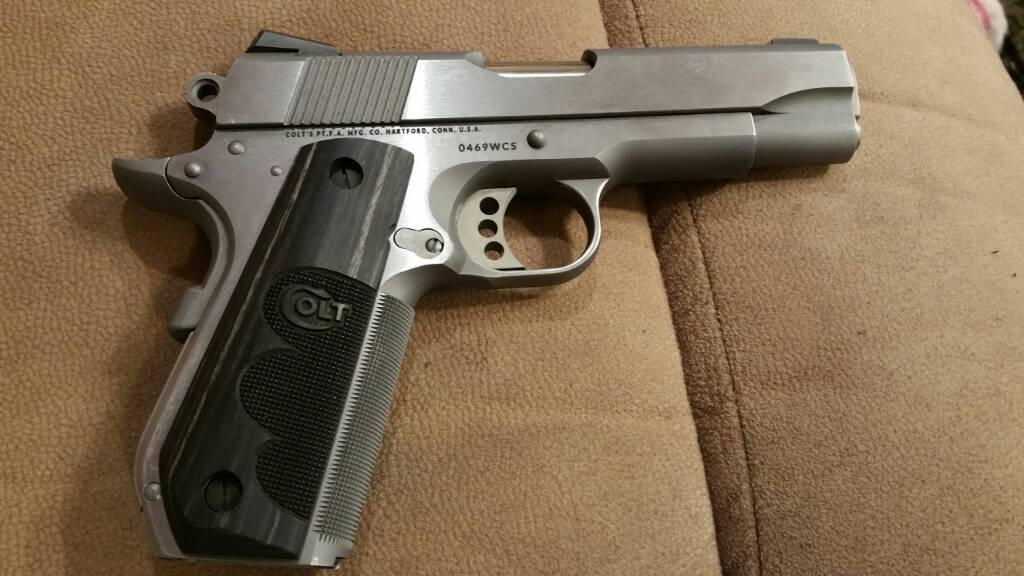 My New Carry Gun Page 2 1911forum
