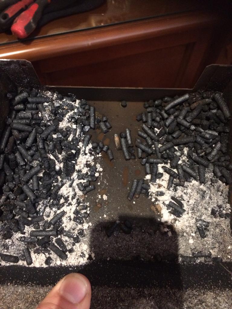 Parametros estufas de pellets de bricodepot 8kw p gina 13 - Estufas pellets bricodepot ...