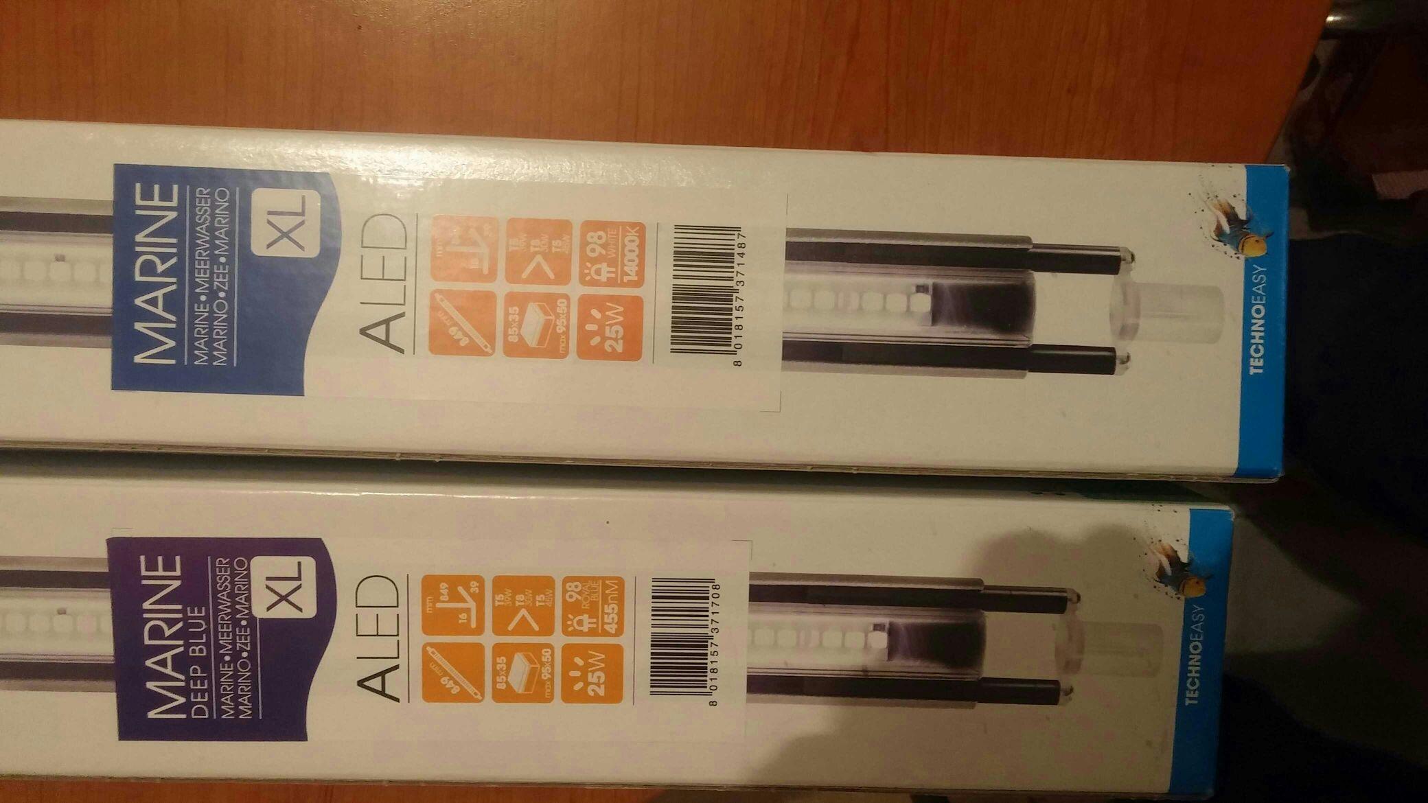 Vendo lampade led askoll gnc x marino il forum del magazine danireef