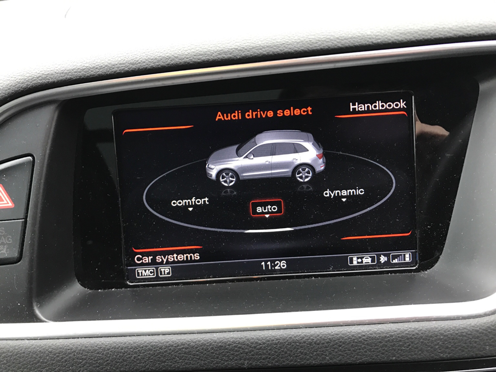 Audi Drive Select (ADS) retrofit - correct coding for FL Q5 (also A4