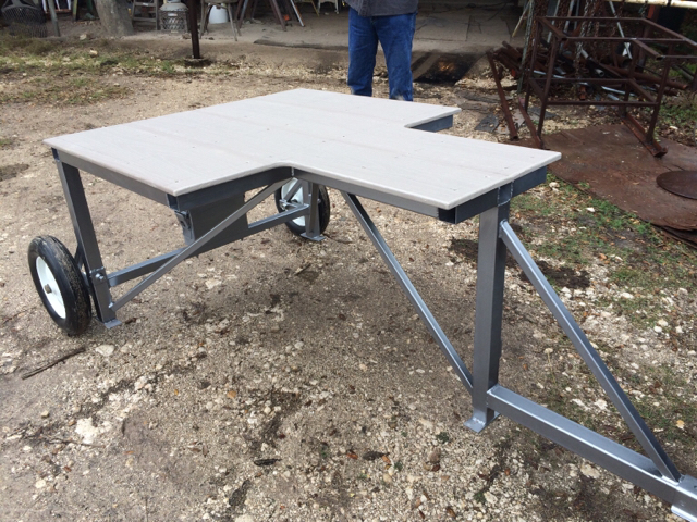 If Anyone Is Looking For A Good Shooting Bench Design Check This Out Texasbowhunter Com Community Discussion Forums