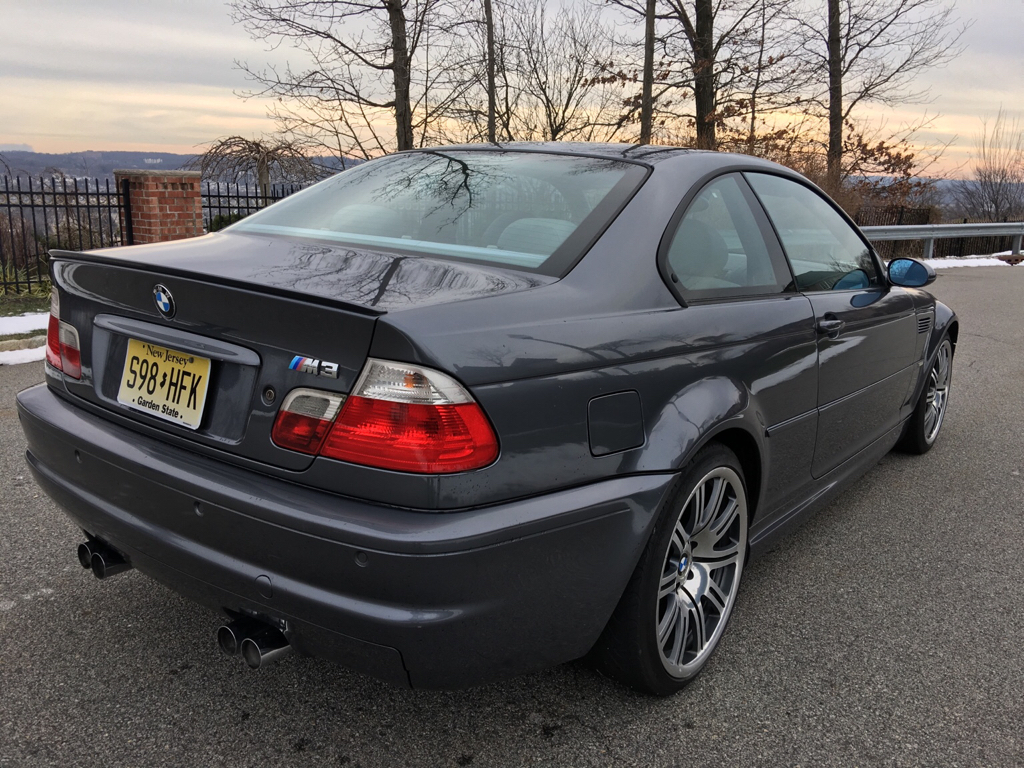 Bmw E46 M3 For Sale Craigslist >> E46 M3 2002 Steel Gray 68K Original Miles Coupe Grey Interior SMG CLEAN - E46Fanatics